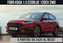 FORD KUGA 1.5 EcoBlue 120CV 2WD Connect