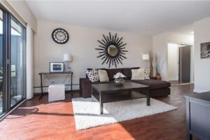 Stunning 2 bedroom suite in North Vancouver at The Citadel
