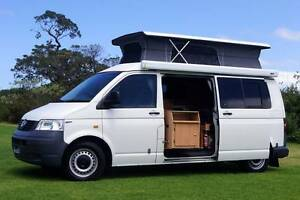 Volkswagen Frontline Automatic Campervan Turbo Diesel - Low Km Albion Park Rail Shellharbour Area Preview