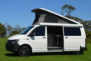 2017 Volkswagen Discoverer Campervan