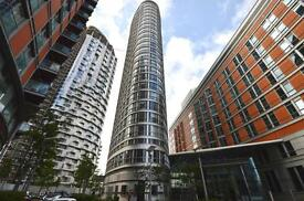 ** MASSIVE STUDIO SUITE TO LET ** ONTARIO TOWER E14 CANARY WHARF ** AVAILBLE NOW **