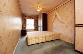 COZY 2 BEDROOM FLAT WITH GARAGE AND BALCONY IN POPLAR