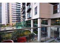 FANTASTIC 2 BEDROOM FLAT IN CANARY WHARF WITH PARKING