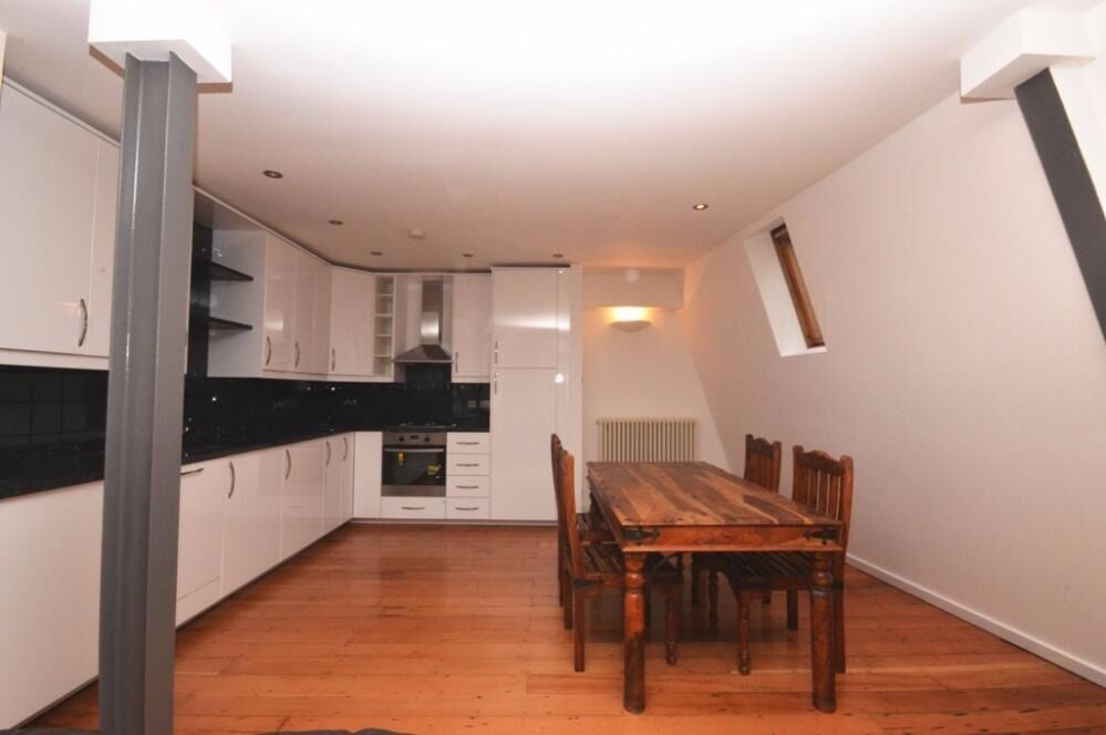 MODERN NEWLY REFURBISHED 1 BEDROOM FLAT IN HEART OF THE CITY