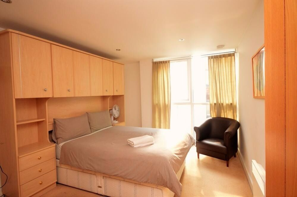 AMAZING 1 BEDROOM FLAT IN ROYAL DOCKS