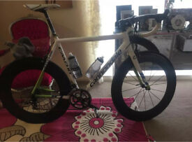 CANNONDALE CAAD10 CARBON WHEELS