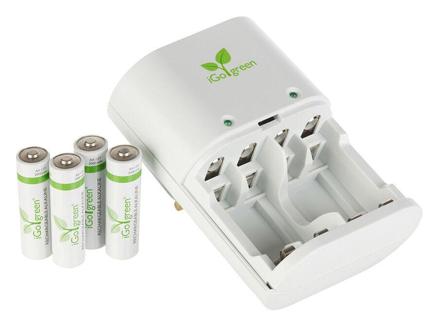 iGo Green Energy Battery Charger