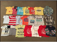 Boys Tops 3-6month