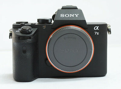 Sony A7II  A7M2 ILCE-7M2 Mark II Camera -Black (Body Only)
