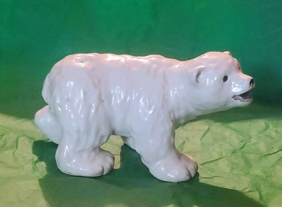 C Alan Johnson Bear Cub Figurine 1986 ...
