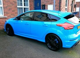 2016 rs focus mountune in immaculate condition with upgraded seats and wheels