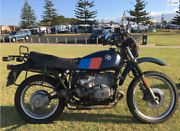 BMW R80/GS Bronte Eastern Suburbs Preview
