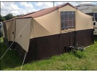 ##JUST REDUCED## Conway Havana DL Trailer Tent in Excellent Condition