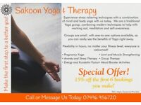 Sukoon Yoga and Therapy