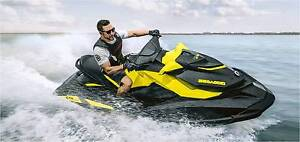 2016 Seadoo GTR215 W/Trailer/Reg/Ski pole/Ladder & Cover Last Two Taminda Tamworth City Preview