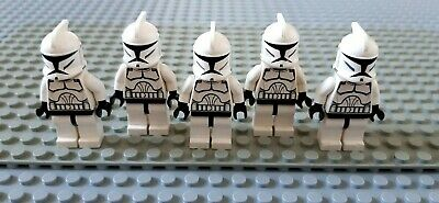 Lego Star Wars minifigures - Mini Army of Clones