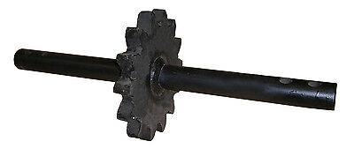 14t Auger Sprocket Shaft 140728 Ditch Witch Trencher Models R30da R40da