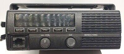 Bendix King Bk Radio Emh5992xradio Vhf W Mic Wide Narrow Band Tested