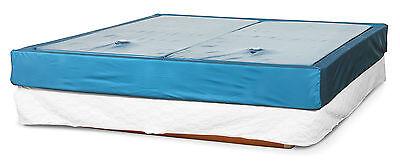Wasserbettmatratzen 2 Stück im Set Dual für Softside inkl. Sicherheitswanne - 2 Stück Set Matratze