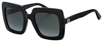 Gucci Sunglasses GG0328S 001 Black | Grey Gradient Lens