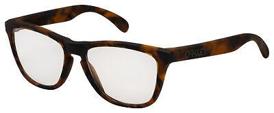 Oakley Frogskins RX Eyeglasses OX8131-0754 Matte Brown Tortoise (Frogskins Glasses)