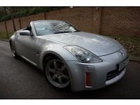 NISSAN 350 Z GT V6 ROADSTER (grey) 2006
