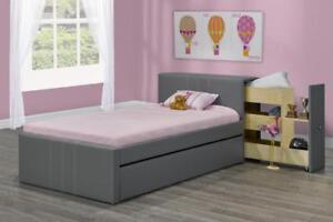 Storage/trundle Single Bed (TI18)
