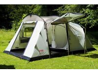 Coleman Mackenzie Cabin 4 tent - used in good condition