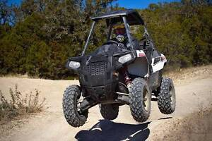 Polaris Ace 570 HD Fun Off Road & Hard Working Fulham West Torrens Area Preview