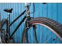 Ladies Raleigh Classic Single Speed Town Bike