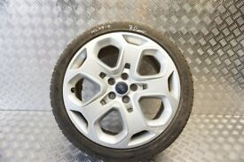 FORD MONDEO MK4 R18 ALLOY WHEEL WITH 7.0 MM TYRE 2007-2010 ML59-2
