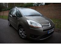 CITROEN C4 PICASSO GRAND VTR PLUS HDI EGS (brown) 2007