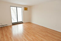 2 bdrm apt with a balcony off the living room - $750 INCLUSIVE!