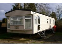 Haggerston Castle Luxury Caravan for hire. GCH Double ensuite. Great Location.