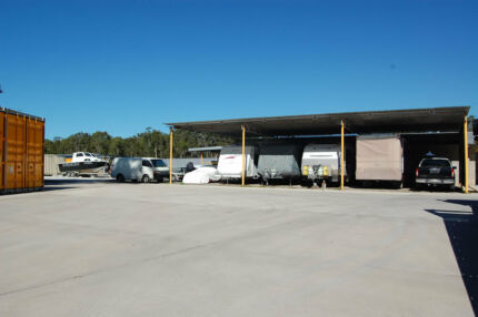 CARAVAN STORAGE,OPEN, CARPORT, SELF STORAGE NEAR CALOUNDRA EXIT