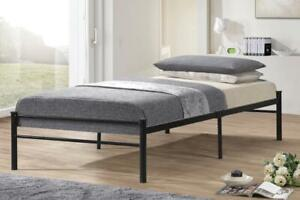 Twin Size Metal Bed Frame only $99, Mattresses from $69