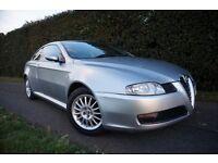 ALFA ROMEO GT 1.8 T SPARK (grey) 2006