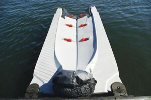 PWC floating dock system