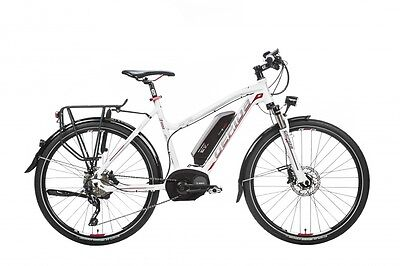 Bosch Mid Drive eBike Electric City Trekking Bike Bicycle Lithium Battery Berig
