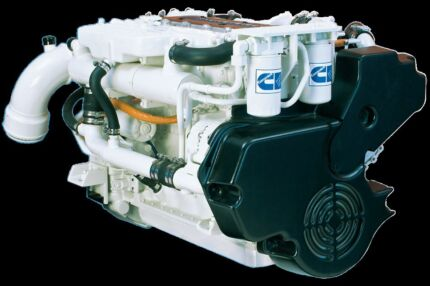 WANTED 2x Cummins QSB's Diesel Engines 5.9L 380hp Used