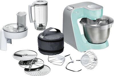 Bosch MUM58020 Robot de Cocina Menta / Plata 3,9L Schüsselvolumen