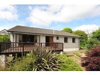 3 bed bungalow, Dunoon