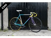 Carrera Corsa Reynolds 531 Single Speed