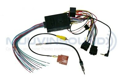Radio Replacement OnStar / AMP Integration Interface AXXESS GMOS-LAN-02 Onstar Amp