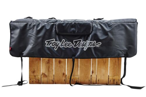 """Troy Lee Designs Truck Tailgate Cover For Bikes Signature Black Small 55"""" Wide"""