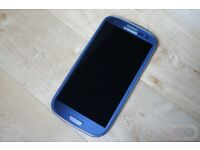 Samsung Galaxy S3 Blue Unlocked