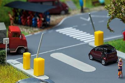 Barrera de Aparcamiento, Faller 180942 , Miniaturas Kit Construcción H0 (1:87)