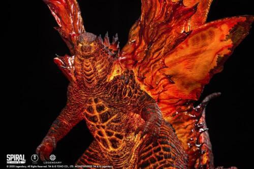 Godzilla: King of Monsters Burning Godzilla Deluxe Statue *Pre-Order*