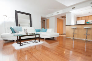 FULLY FURNISHED SUITE LOWER WATER DOWNTOWN
