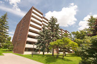 Maintenance-free living - 2 BDRM apts with pool in Guelph